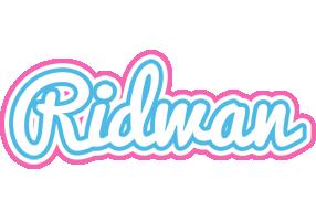 Ridwan outdoors logo