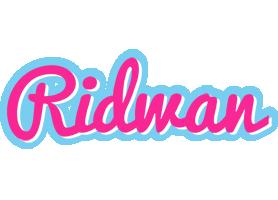 Ridwan popstar logo