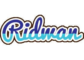 Ridwan raining logo