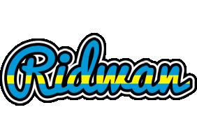 Ridwan sweden logo