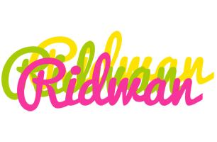 Ridwan sweets logo