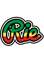 Rie african logo