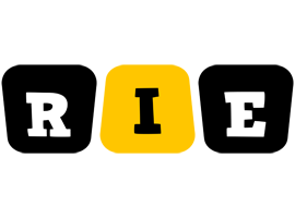 Rie boots logo
