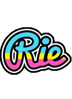 Rie circus logo