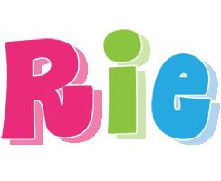 Rie friday logo