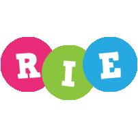 Rie friends logo