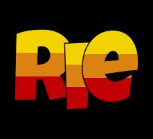 Rie jungle logo