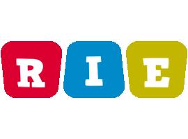 Rie kiddo logo
