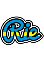Rie sweden logo