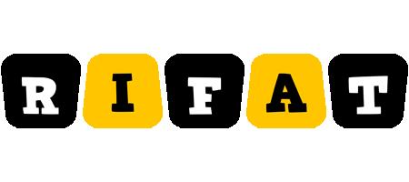 Rifat boots logo
