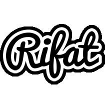 Rifat chess logo