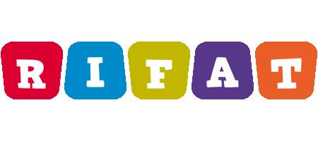 Rifat daycare logo