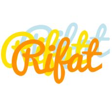 Rifat energy logo