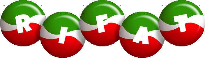 Rifat italy logo