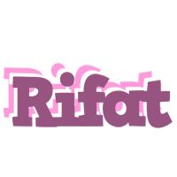 Rifat relaxing logo