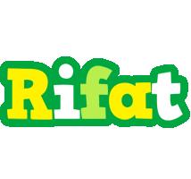 Rifat soccer logo
