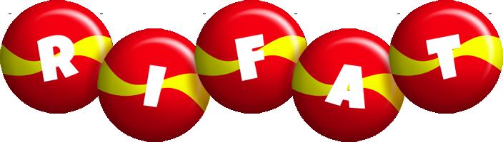 Rifat spain logo