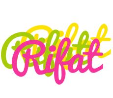 Rifat sweets logo