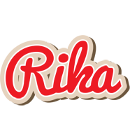 Rika chocolate logo
