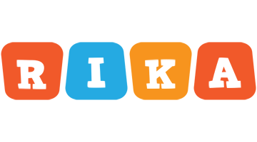 Rika comics logo