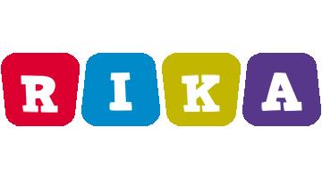 Rika daycare logo
