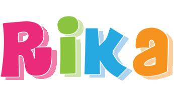 Rika friday logo