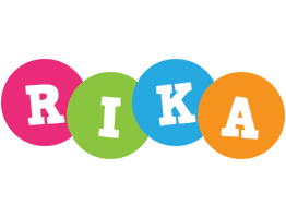 Rika friends logo