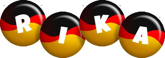 Rika german logo