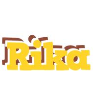 Rika hotcup logo