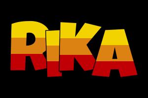 Rika jungle logo