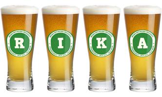 Rika lager logo