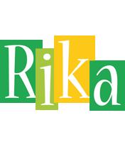 Rika lemonade logo