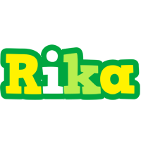 Rika soccer logo