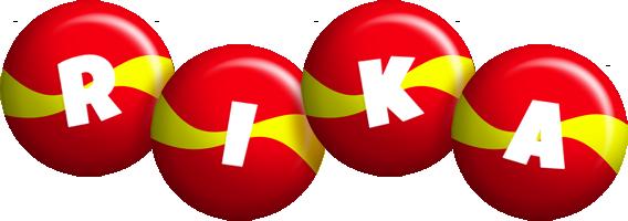 Rika spain logo