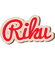 Riku chocolate logo