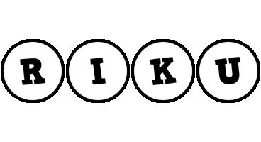 Riku handy logo