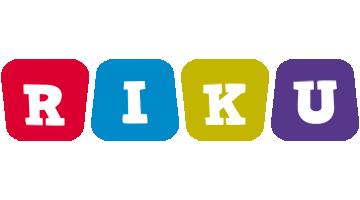 Riku kiddo logo
