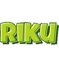 Riku summer logo