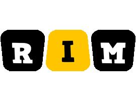 Rim boots logo