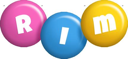 Rim candy logo