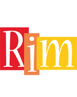 Rim colors logo
