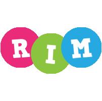Rim friends logo