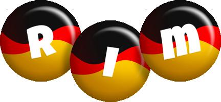 Rim german logo