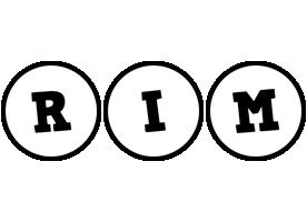 Rim handy logo