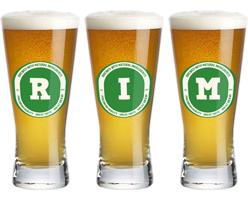 Rim lager logo