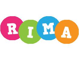 Rima friends logo