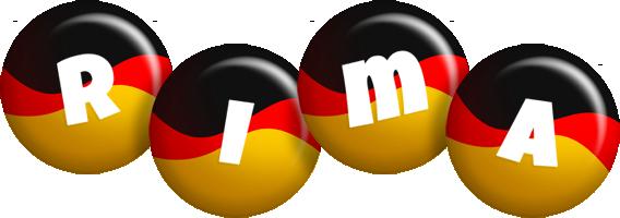 Rima german logo