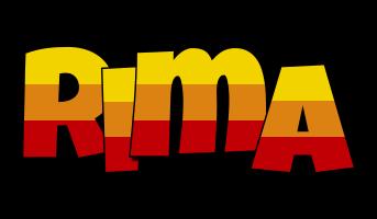 Rima jungle logo