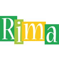 Rima lemonade logo