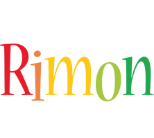 Rimon birthday logo